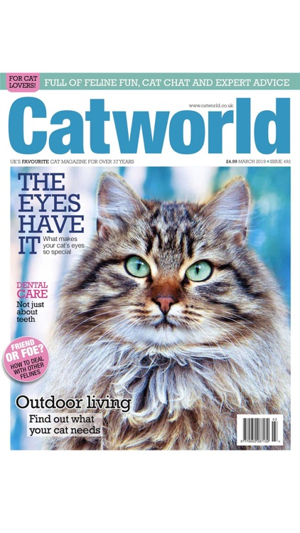 Catworld Magazine screenshot-3