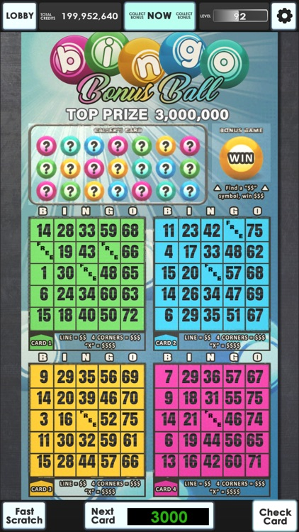 Lucky Lottery Scratchers screenshot-5