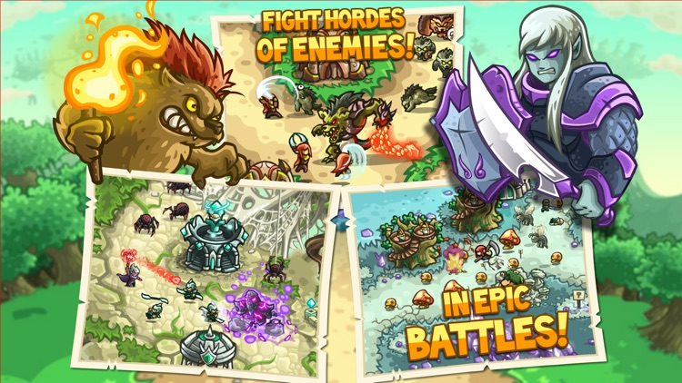 Kingdom Rush Origins screenshot-3