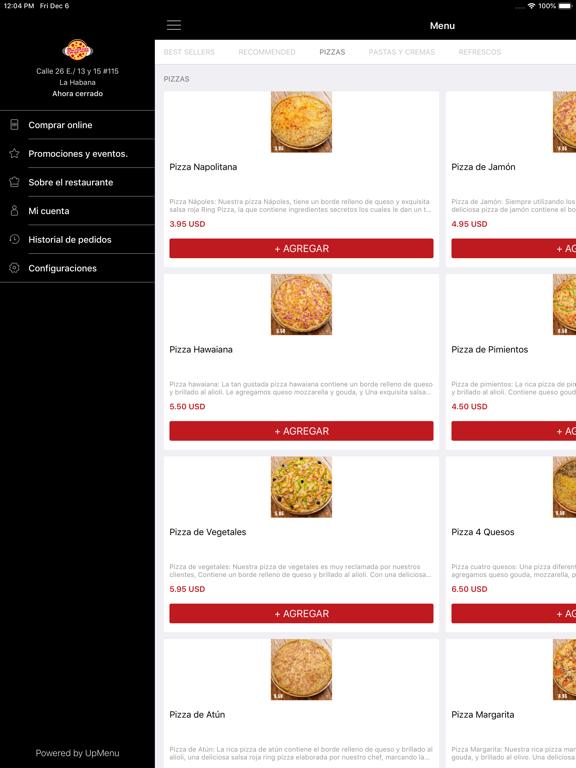 RingPizza screenshot 8