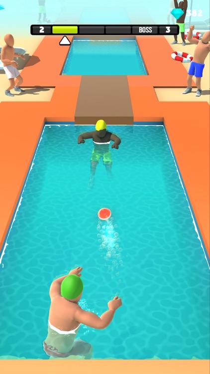 Dodgeball : 3D screenshot-3