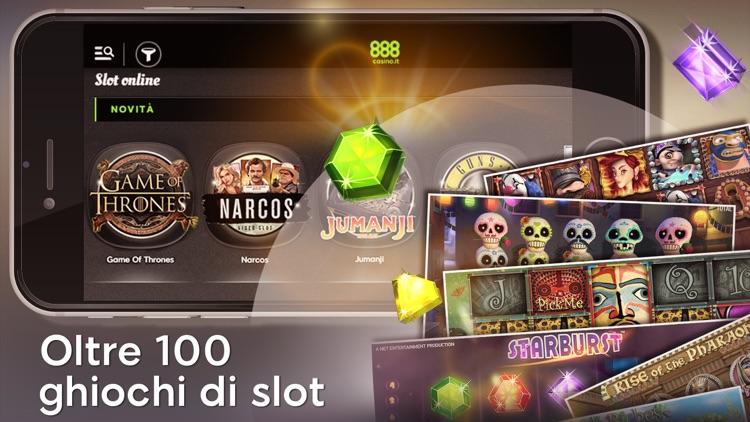 888 Casino - Giochi di casinò screenshot-3