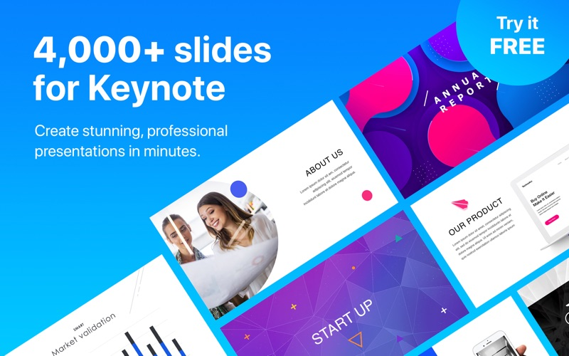 Kit for Keynote - Templates for Mac