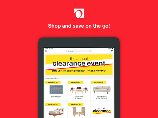 Overstock - Furniture, Home Décor, Jewelry, Daily Sales & More.. screenshot