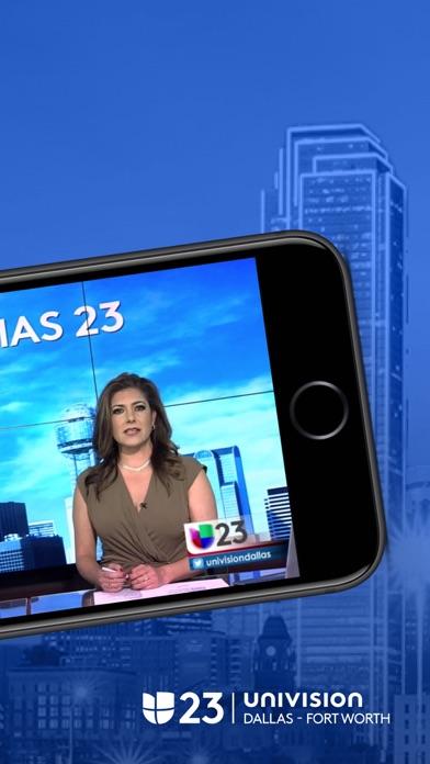 Univision 23 Dallas screenshot 2