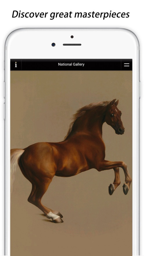 National Gallery Full Edition App 截图