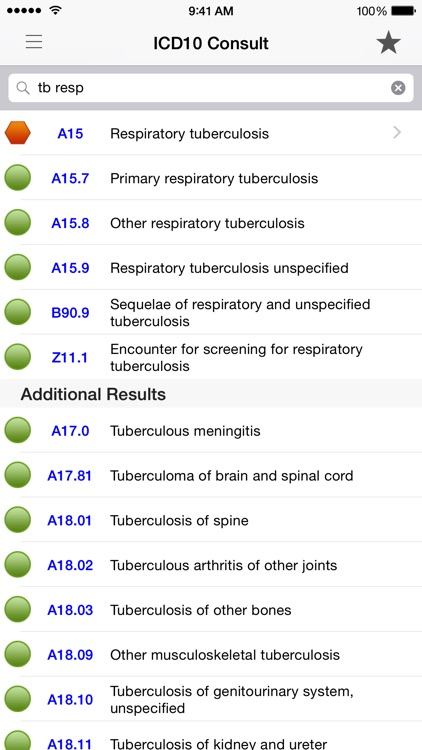 ICD10 Consult screenshot-0