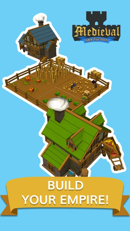 Medieval: Idle Tycoon Clicker screenshot-7
