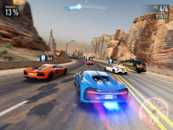 Need for Speed™ No Limits - Screenshot 5