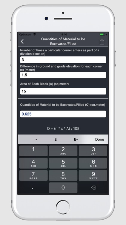 Engineering Survey Calculator screenshot-7