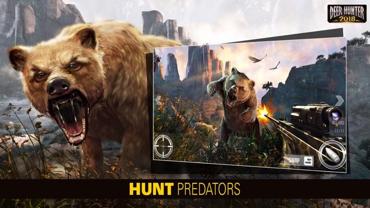 Deer Hunter 2018
