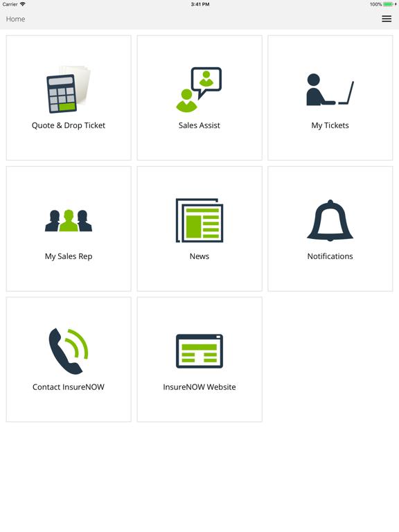 InsureNOW Mobile screenshot