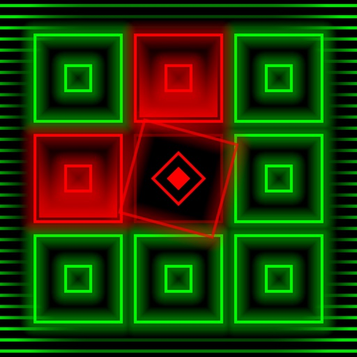 Method Geo -Cyber Puzzle Game-