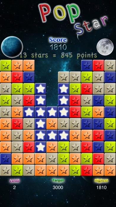 PopStar with Undo screenshot one