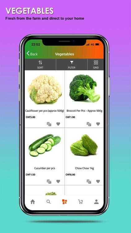 Hethey Grocery screenshot-4