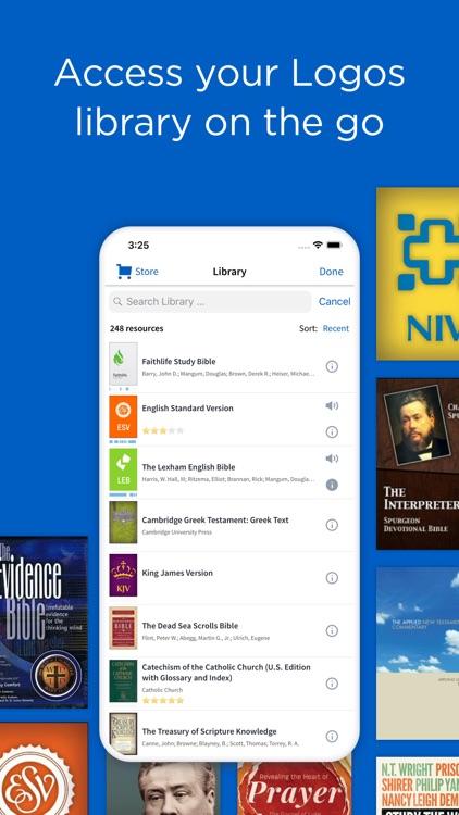 Logos Bible Study Tools screenshot-5