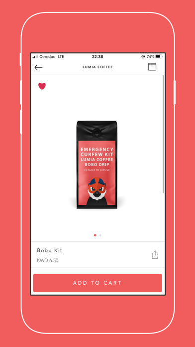 Lumia Coffee 4