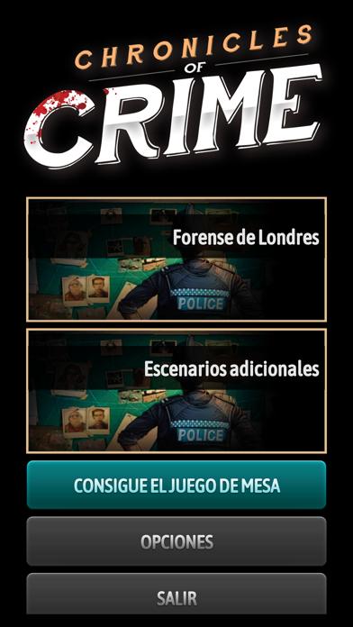 Crónicas del CrimenCaptura de pantalla de1