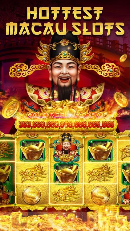 Grand Macau-Dafu Casino Slots screenshot-7