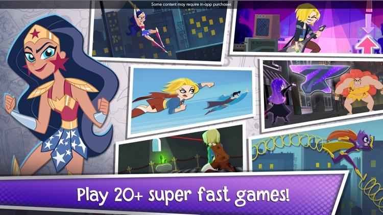 DC Super Hero Girls Blitz screenshot-0