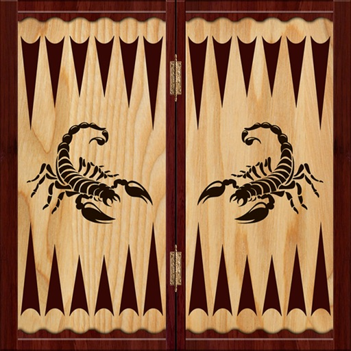 Backgammon online and offline
