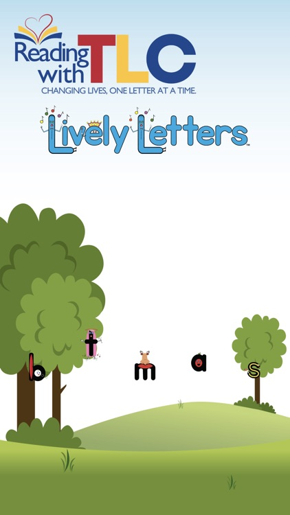 Lively Letters - Phonics