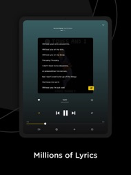 fizy – Music & Video ipad resimleri