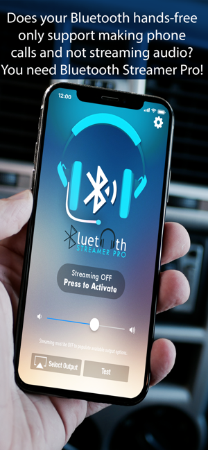 Bluetooth Streamer Pro On The App Store