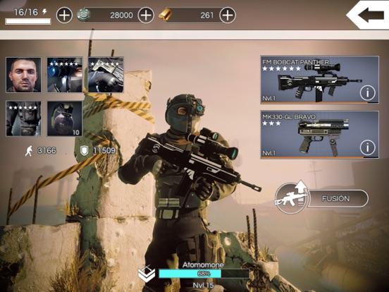 Afterpulse - Elite Army screenshot 13