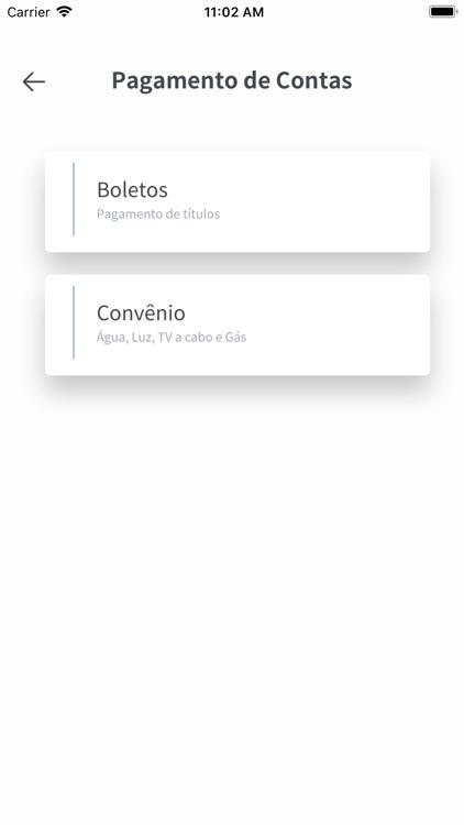 Conta Digital Avus Super screenshot-6