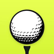 TrackMyGolf: Golf GPS free scorecard range finder icon