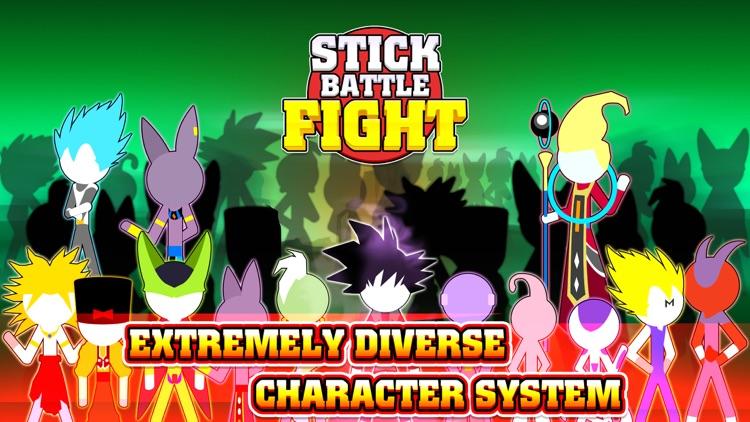 Stick Battle Fight: Super Game
