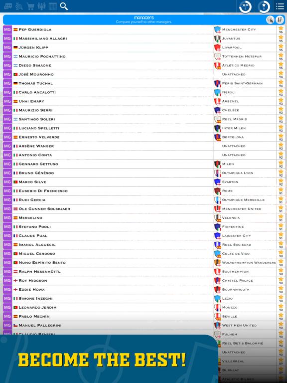 Superstar Football Manager screenshot 16