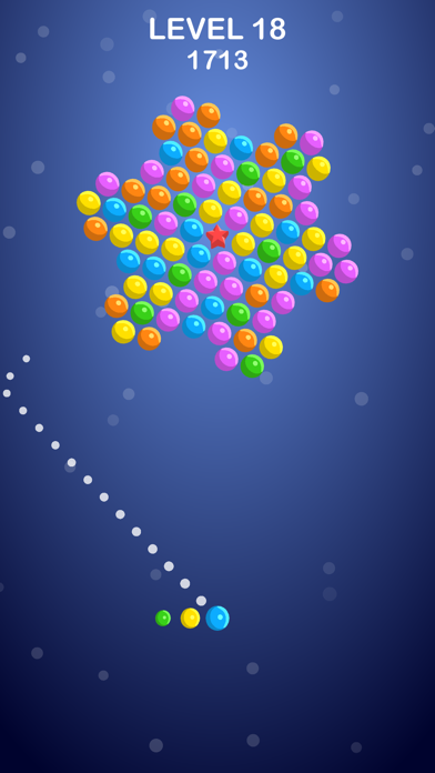 Bubble Shot 3D screenshot 2