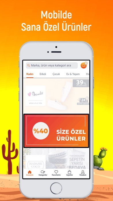 download Trendyol - Moda & Alışveriş indir ücretsiz - windows 8 , 7 veya 10 and Mac Download now