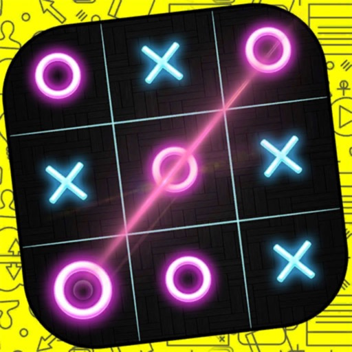 Tic Tac Toe Casual Brain Game