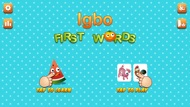 Igbo First Words iphone images