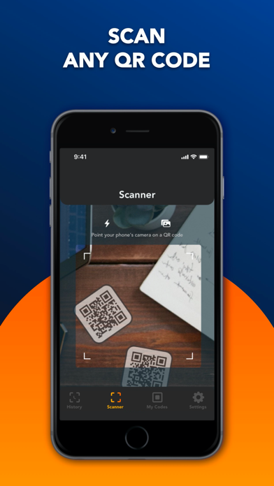 QR Code Reader by Kraftwerk 9 wiki review and how to guide