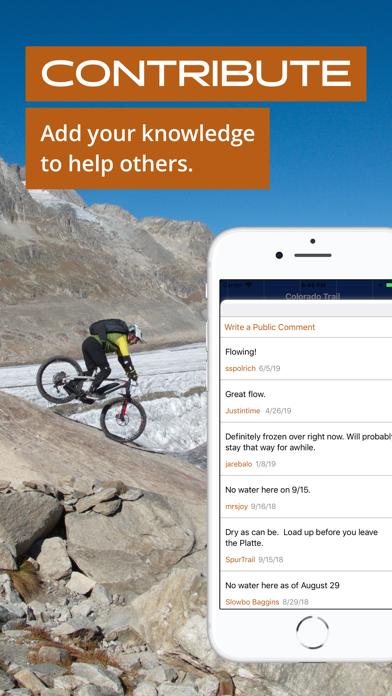 Bikepacking Guides Screenshot