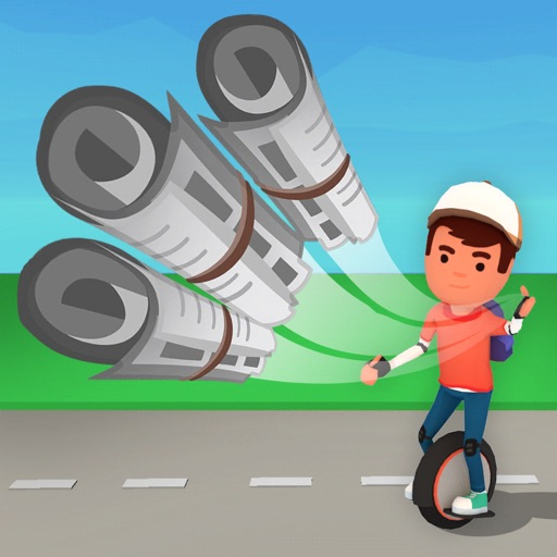 Delivery Rush Game