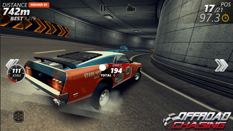 Offroad Chasing -Drifting Game screenshot-4
