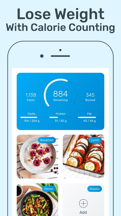 Calorie Counter & Fasting App