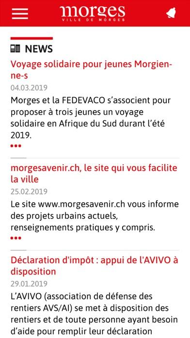 Ville de Morges - 窓用