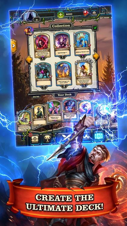 Mighty Heroes CCG screenshot-4