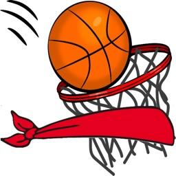Blindfold Basketball