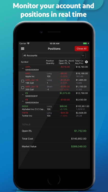 TradeStation Mobile screenshot-6