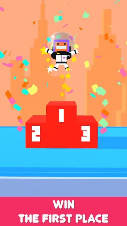 Basket Race 3D screenshot-4