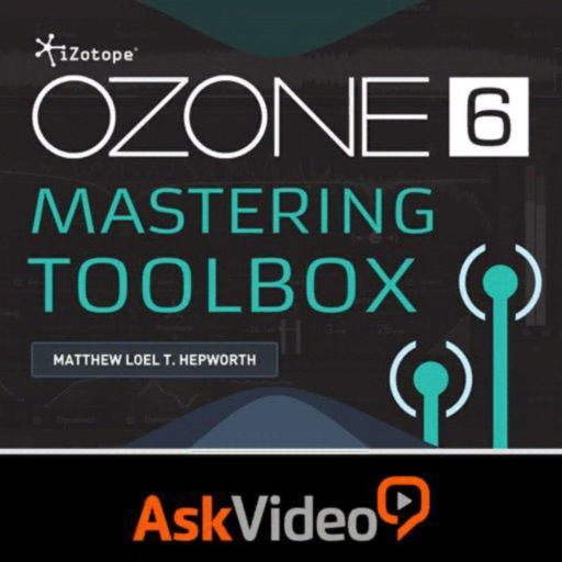 Mastering Course for Ozone 6