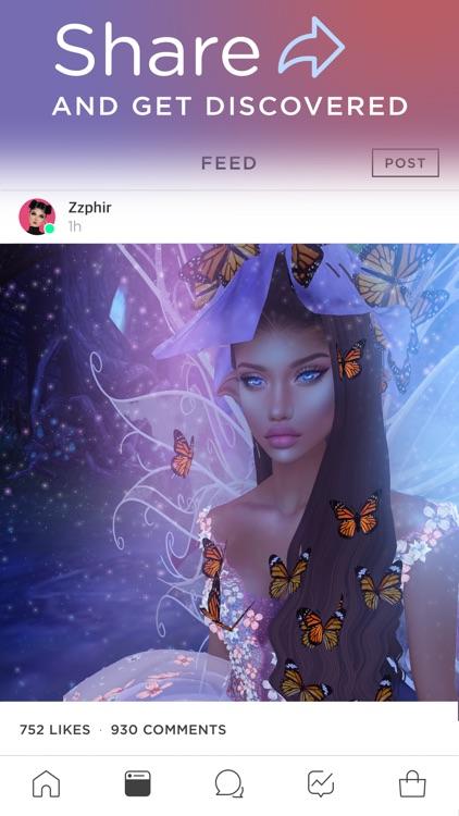 IMVU: 3D Avatar Creator & Chat screenshot-3