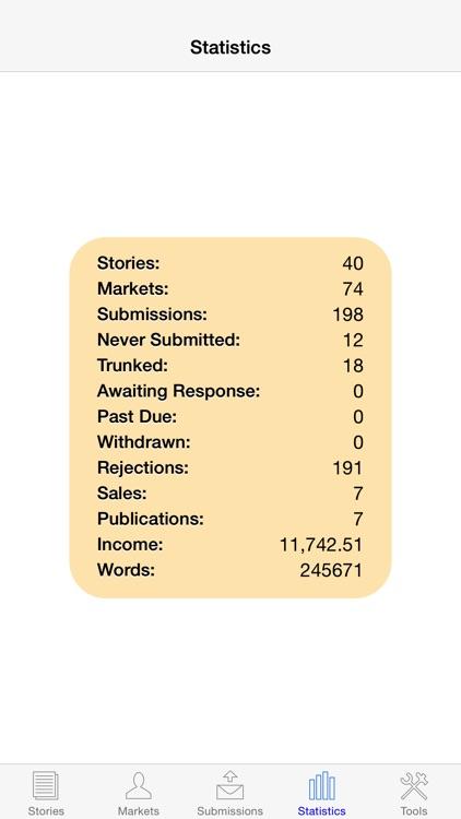 Story Tracker screenshot-3
